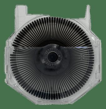 Panasonic KX-R Series Courier 10 Printwheel by Rarotype