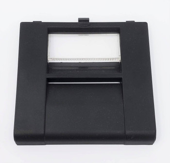 Monroe 6120 Black Printing Calculator Replacement Paper Cover and Cutter Assembly