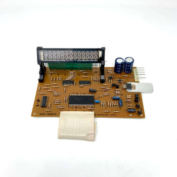 Monroe 4130 Printing Calculator Replacement Logic Board and New Display Assembly