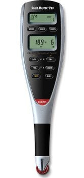 Front face of the Scale Master Pro