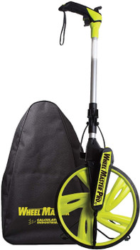 Wheel Master Pro 12 Measuring Wheel with free carrying case