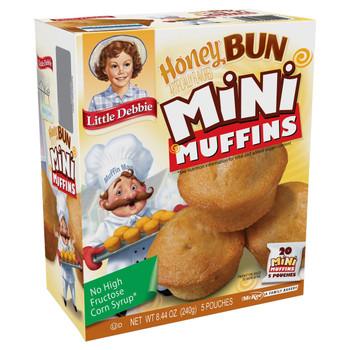 Little Debbie Honey Bun Mini Muffins