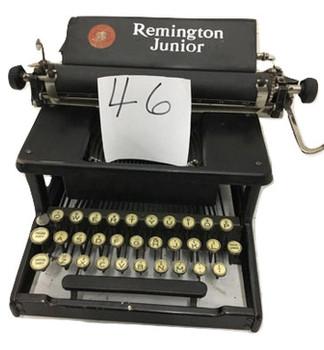 Remington Junior Portable Antique Typewriter