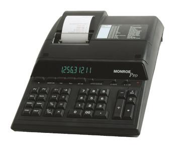 Factory Certified - Monroe Pro Heavy-Duty Printing Calculator