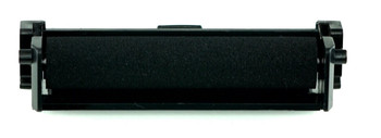 Front view of GRC R874 BLACK INK ROLLER REPLACEMENT FOR SHARP EA741