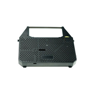 Front view of GRC T328 OLYMPIA 107 BLACK CORRECTABLE RIBBON