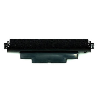 Front view of GRC R872 black replacement INK ROLLER FOR CANON CP-7