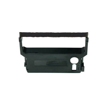 Front view of GRC E249 Purple VERIFONE CRM 0023-01 replacement ribbon
