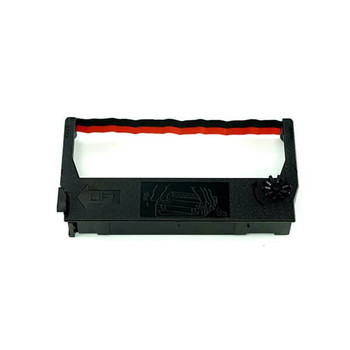 Front view of GRC E287 EPSON ERC23 Replacement Calculator Ribbon