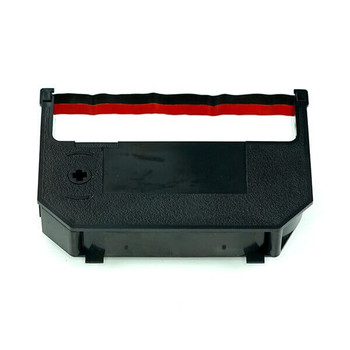 Front View of GRC E275 black and red MONROE P71 Replacement Calculator Ribbon