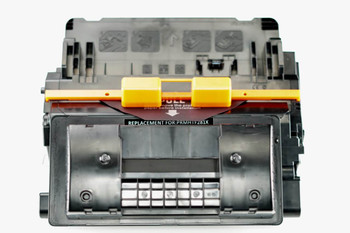 This is the front view of the HP 81X replacement laserjet toner cartridge by NXT Premium toner