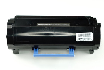 This is the front view of the Dell M11XH replacement laserjet toner cartridge by NXT Premium toner