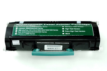 This is the front view of the Dell PK937 replacement laserjet toner cartridge by NXT Premium toner
