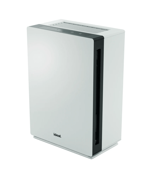 Professional air purifier for pure indoor air for room sizes of up to 600 square feet. Novel 360° multi-layer filter system with long life HEPA filter technology, and highest amount of specialized active carbon.