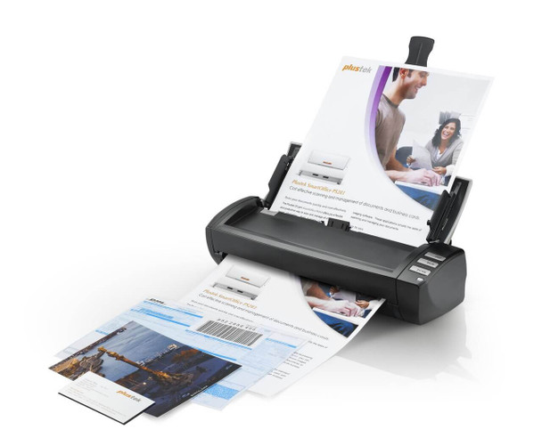 Plustek AD480 Desktop Scanner