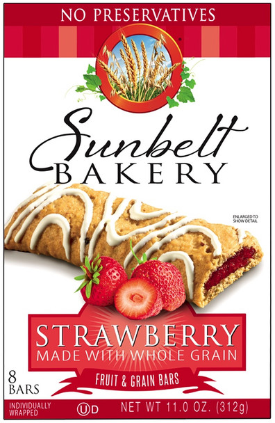 Sunbelt Bakery Strawberry Granola Bars