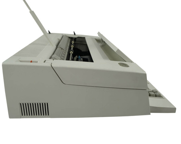 IBM Lexmark Wheelwriter 30 Electric Typewriter Left-Side View