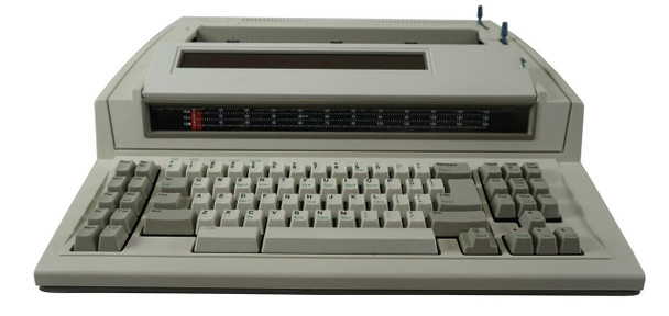 IBM Lexmark Wheelwriter 2500 Electric Typewriter Front View