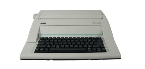 Nakajima WPT-150 Portable Electronic Word Processing Typewriter