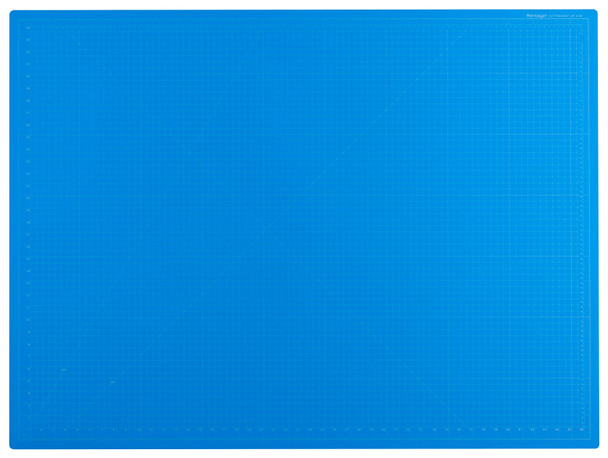 """Vantage® 36"""" x 48"""" Self-Healing Cutting Mat (Blue)"""