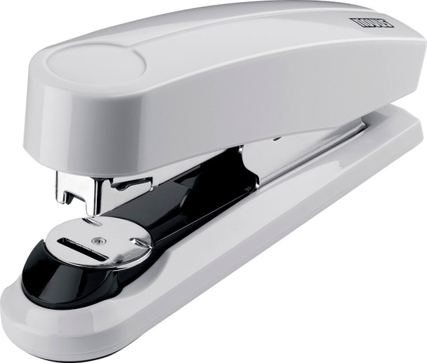 B4fc Compact Flat Clinch Stapler (Gray)