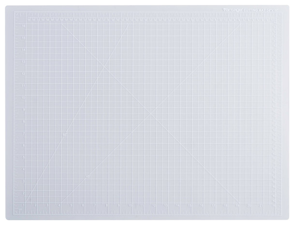 "Vantage® 18"" x 24"" Self-Healing Cutting Mat (Clear)"