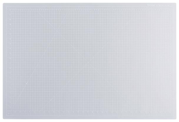"Vantage® 24"" x 36"" Self-Healing Cutting Mat (Clear)"