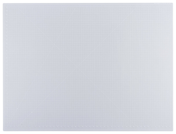 "Vantage® 36"" x 48"" Self-Healing Cutting Mat (Clear)"