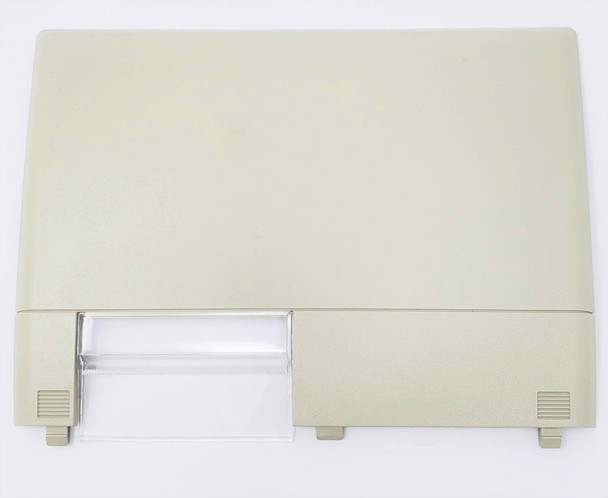 Monroe 4100 Series Printing Calculator Replacement Printer Cover with Tear-Off Knife, Ivory