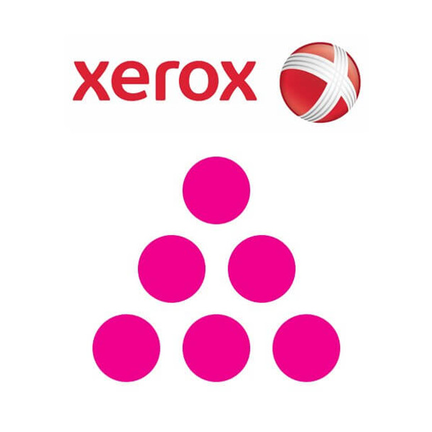 Xerox 6R3255 Magenta laserjet toner cartridge replacement for the Hewlett Packard 312A (CF383A)