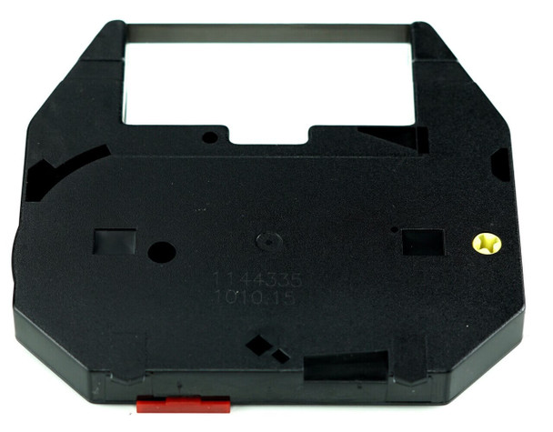 Front view of GRC T301 AT&T 6100, AT&T 6300 AND OLIVETTI LIGHTCART BLACK CORRECTABLE TYPEWRITER RIBBON