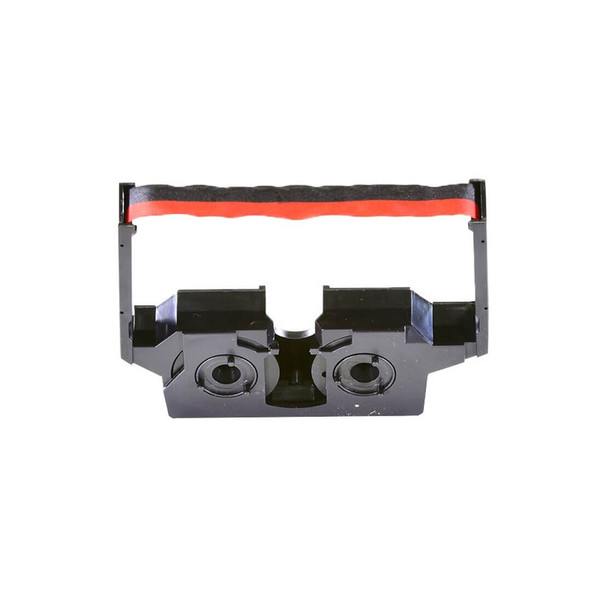 Front view of Monroe P51S Super Saturated Black/Red Ribbon Cartridges