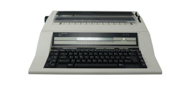 Nakajima AE-740 heavy duty, durable, high quality typewriter