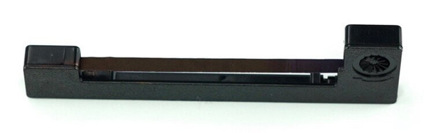 Front view of PURPLE NYLON RIBBON FOR HYPERCOM T7P POS SYSTEMS and more!
