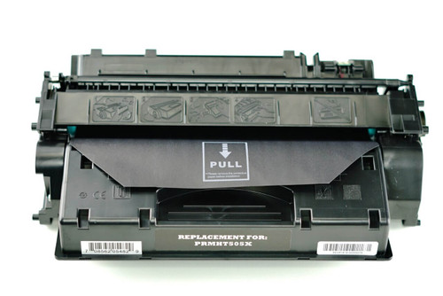eSquareOne Compatible High Yield Black, 8-Pack Toner Cartridge Replacement for HP 05X CE505X