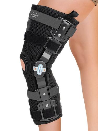 """Conwell Defender Mesh ROM Knee Brace 17"""""""