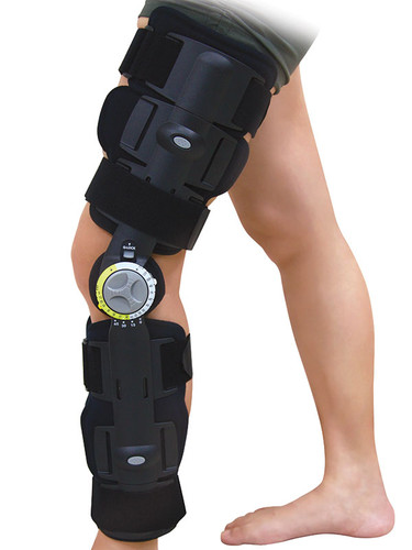 Conwell Length Adjustable ROM Knee Brace