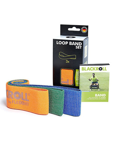 BLACKROLL® Loop Band SET OF THREE