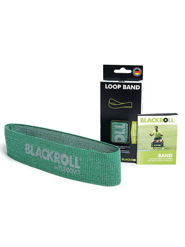 BLACKROLL® Loop Band Green - Medium