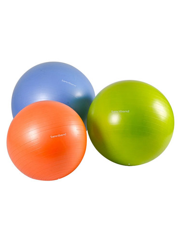 Sanctband Exercise Balls Gym Balls