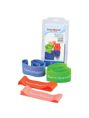 Sanctband Loop Bands 9""