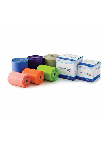 Sanctband Exercise Bands - 46m Rolls