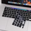 """MacBook 13"""" & 15"""" keyboard protector black"""