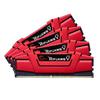 32GB (8GBx4) G.SKILL Ripjaws V DDR4 PC25600 3200MHz C15 Kit