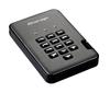 DiskAshur PRO2 USB 3.1 Secure Portable Encrypted SSD Drive, Graphite