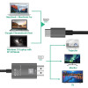 Type C to HDMI Cable Black - 2 mtrs