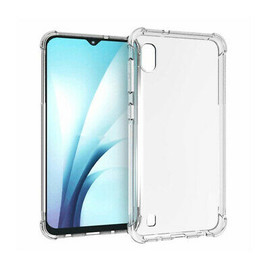 Clear Anti Burst Case for Galaxy A10
