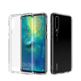 Clear Anti burst Case For Huawei P30