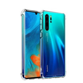 Clear Anti burst Case For Huawei P30 Pro