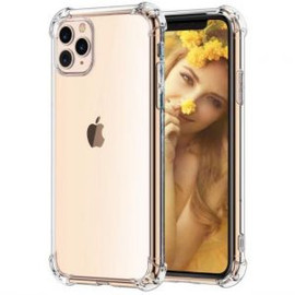 Clear Anti burst Case For iPhone 11 Pro